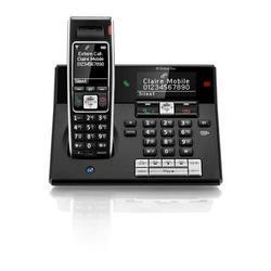 BT Diverse 7460 Plus Cordless Telephone with Answer Machine - Single