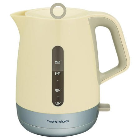 Morphy Richards 101207 Morphy chroma Kettle Cream
