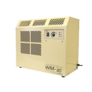 Ebac WM80 industrial dehumidifier