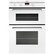 GRADE A1 - Indesit FIMD23WHS Electric Built-in Double Oven - White