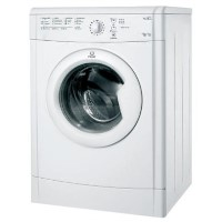 Indesit IDVL75BR 7kg Freestanding Vented Tumble Dryer - Polar White