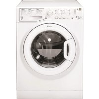 HOTPOINT WDAL8640P Aquarius 8kg Wash 6kg Dry 1400rpm Freestanding Washer Dryer-White