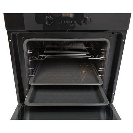 Amica 1053.3TsPrXPYRO Pyrolytic Multifunction Electric Built-in Single Oven - Stainless Steel
