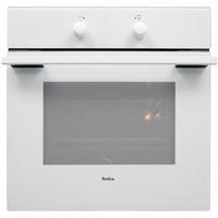 Amica 1053.3W Multifunction Electric Built-in Single Oven With Steam Cleaning - White