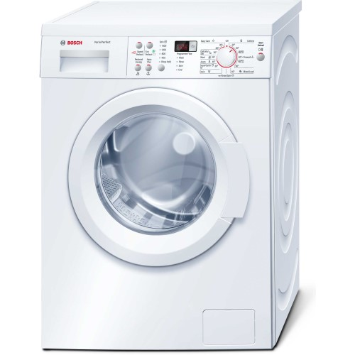 Bosch WAP28378GB Serie 8 Maxx EcoSilence 8kg 1400rpm Freestanding Washing Machine White