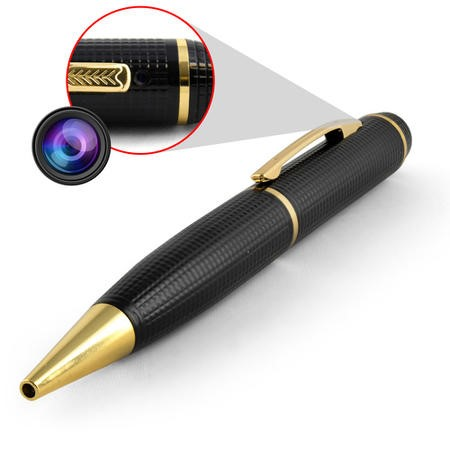 Full HD Spy Pen Camera