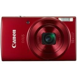 Canon IXUS 180 Red Camera Kit inc 16GB SD and Case