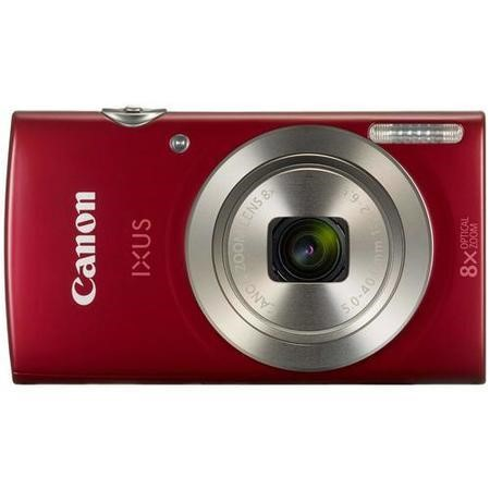 Canon IXUS 175 Compact Digital Camera - Red