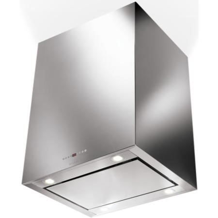 Faber Cubia Isola 90cm Island Cooker Hood Stainless Steel