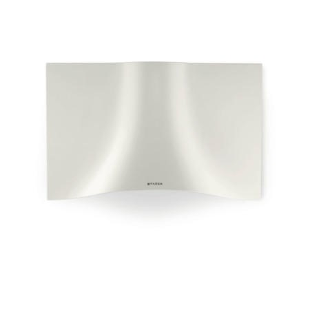Faber 110.0324.953  Veil Decorative Wall-mounted Chimney Cooker Hood - White