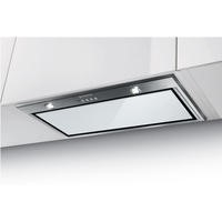 Faber Inca Lux Glass 52 -White 52 cm Canopy Cooker Hood - Stainless Steel And  sc 1 st  Appliances Direct & Cheap 52cm Canopy Hood Deals at Appliances Direct