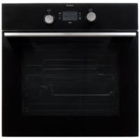 Amica 1143.3TSB 66L 10 Function Single Oven Black