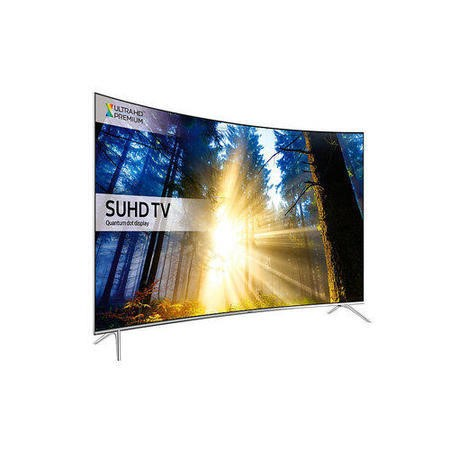 Open Box Samsung 65 Inch Curved 4K Ultra HD Smart HDR LED TV - UE65KS7500
