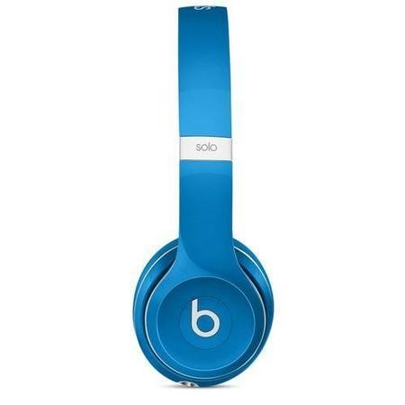 Beats Solo2 On-Ear Headphones Luxe Edition - Blue