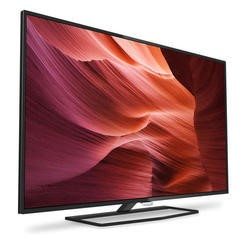 "Refurbished Grade A1  Philips 40PFT5500/12/R/A 40"" Full HD TV with FreeView HD - 1 Year Warranty"