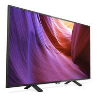 A1 Refurbished Philips 49 Inch 4K Ultra HD Smart TV with 1 Year Warranty - 49PUT4900