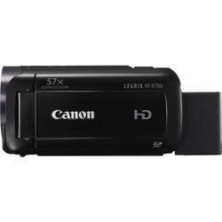 Canon Legria HF R706 Black Camcorder Kit inc 16GB SD Card & Case