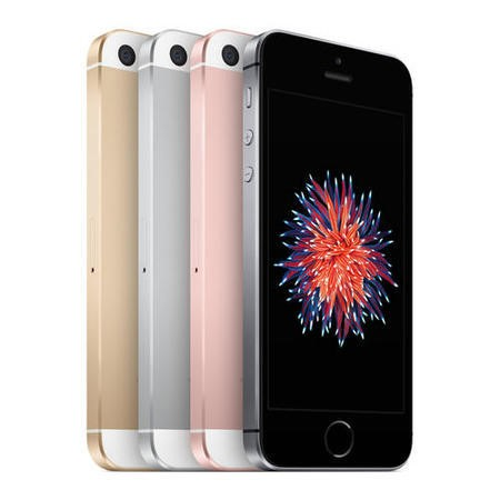 Apple iPhone SE Gold 4 Inch  16GB 4G Unlocked & SIM Free