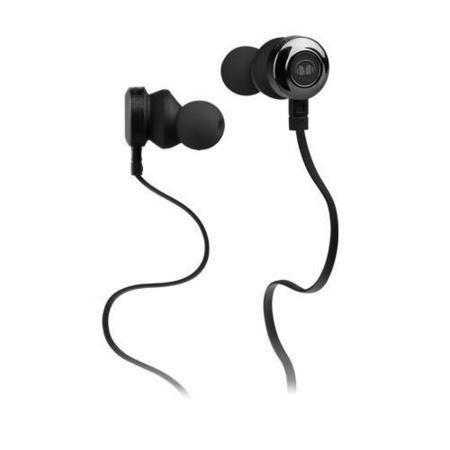 Monster Clarity HD Noise Isolating In-Ear Headphones - Black