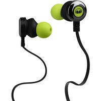 Monster Clarity HD High Performance Earbuds - Neon Green