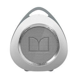 Monster SuperStar Bluetooth Speaker - White with Chrome