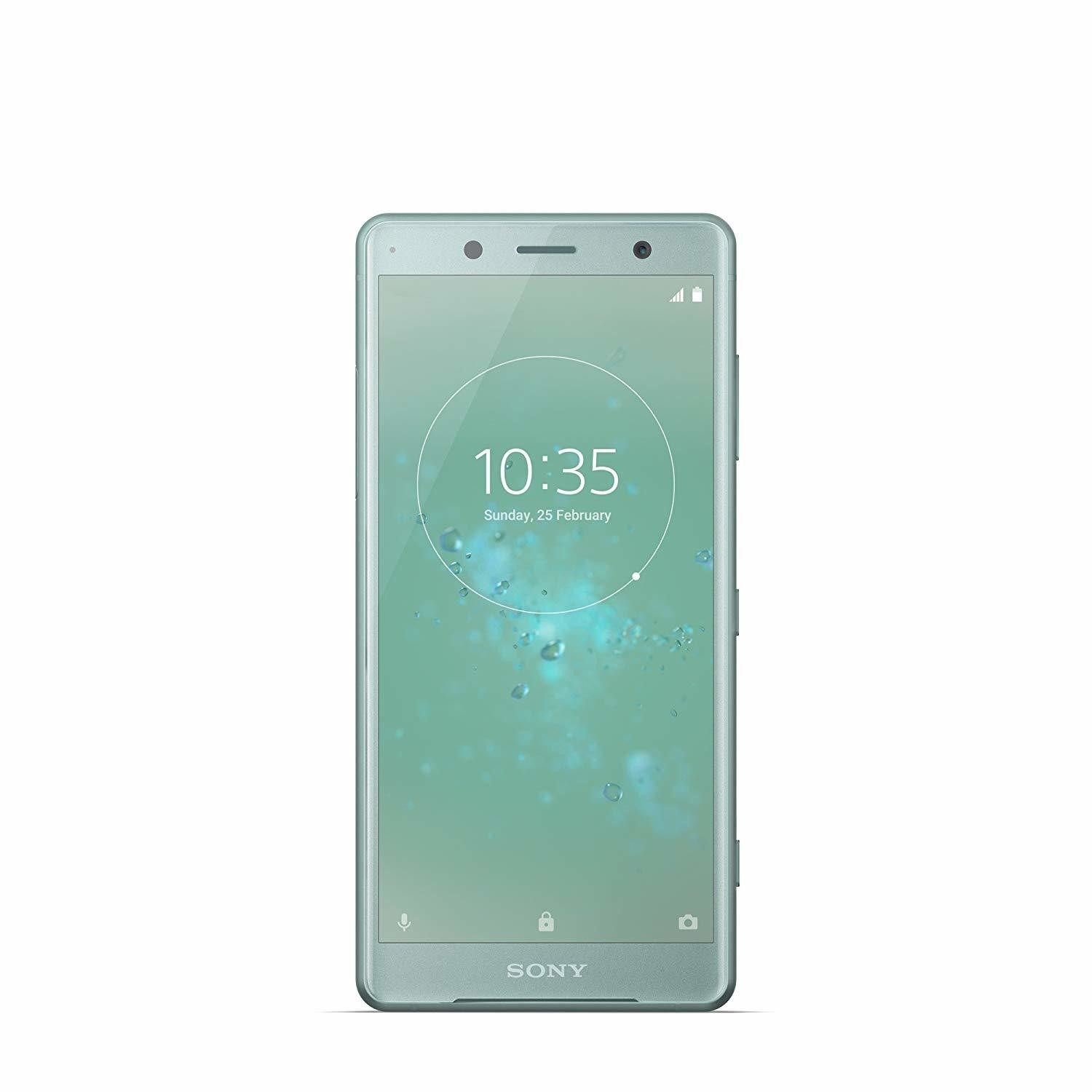 Sony Xperia XZ2 Compact Moss Green 5