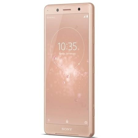 "Sony Xperia XZ2 Compact Coral Pink 5"" 64GB 4G Unlocked & SIM Free"