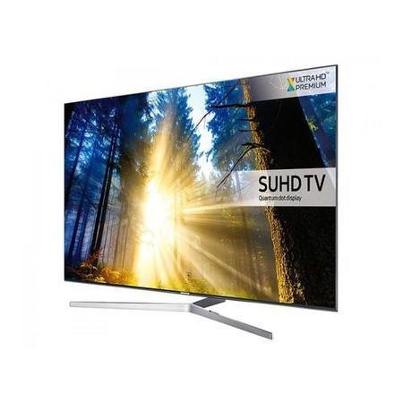 Samsung UE49KS9000 49 Inch Curved SUHD 4K Ultra HD HDR Quantum Dot Smart TV with Freeview HD/Freesat HD & Playstation Now