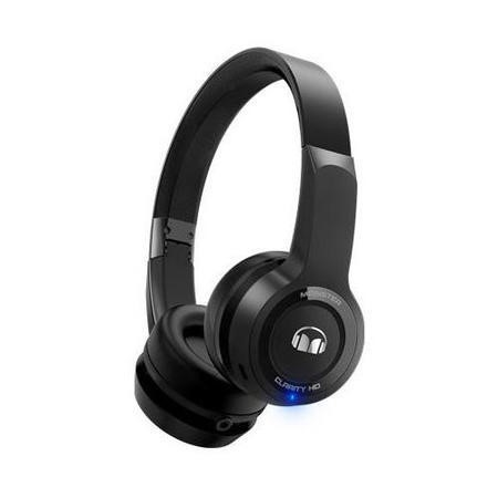Monster Clarity On-Ear Bluetooth Headphones - Black