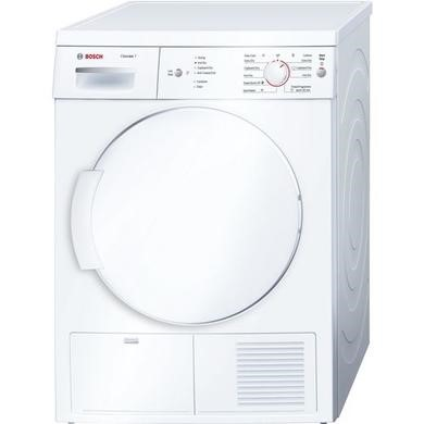 Bosch Serie 6 WTE84106GB 7kg Freestanding Condenser Tumble Dryer-White