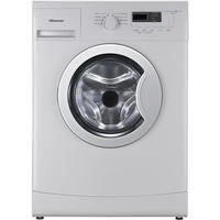 Hisense WFEA6010 6kg 1000rpm SLIM DEPTH Freestanding Washing Machine White
