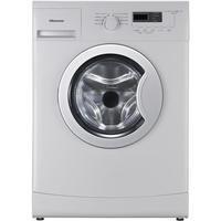 Hisense WFEA6010 6kg 1000rpm SLIM DEPTH Freestanding Washing Machine White