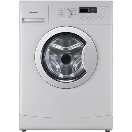 Hisense WFEA6010 6kg 1000rpm Freestanding Washing Machine - White