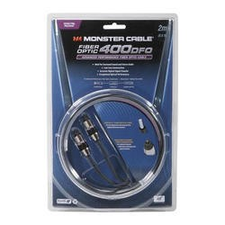 Monster Fiber Optic 400dfo Adv Per Audio Cable 3 m. length