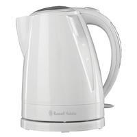Russell Hobbs 15075 1.6 Litre Buxton White Gloss C/less Jug Kettle