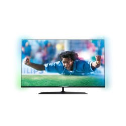 "A2 Refurbished Philips 49PUS7809/12/R/B 49"" Ultra HD Smart 3D LED TV - No batteries  - 1 Year Warranty"