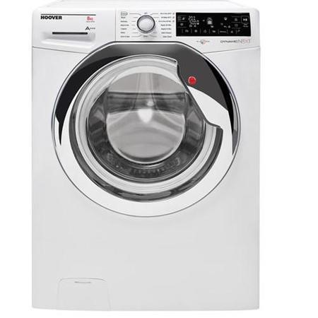 Hoover DXP68AIW3/1-80 DXP68AIW3 8kg 1600rpm Freestanding Washing Machine White