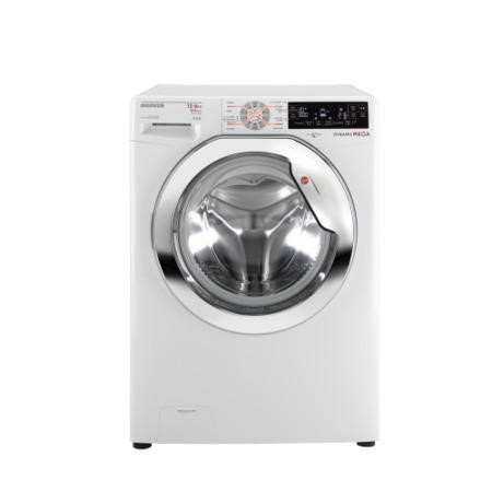Hoover WDMT4138AI2/1-8 13kg Wash 8kg Dry 1400rpm Freestanding Washer Dryer White