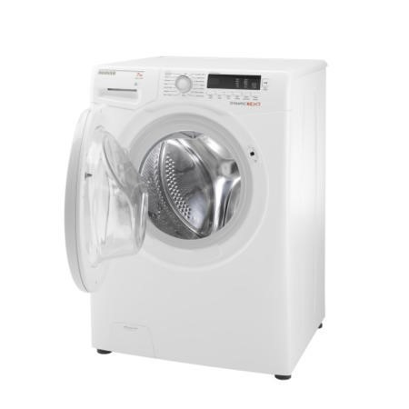 Hoover DXC457W1/1-80 DXC457W1 7kg 1500rpm Freestanding Washing Machine White