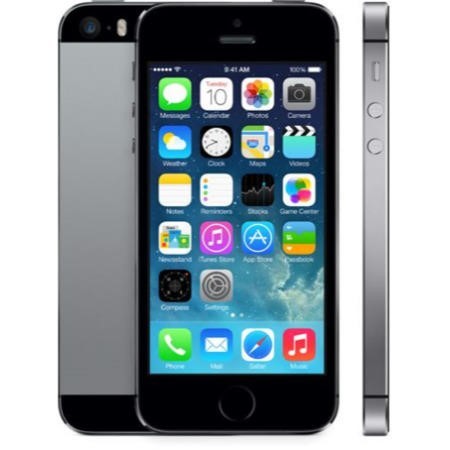 "Refurbished  Apple iPhone 5s Space Grey 4"" 16GB 4G Unlocked & SIM Free"