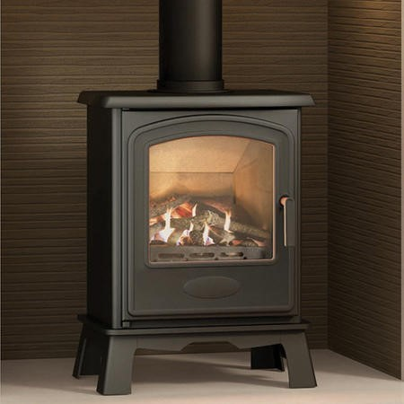 Be Modern Broseley Hereford 5 Cast Iron Gas Stove