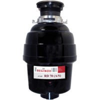 Reginox RD-70-A/S 0.65 Horsepower Waste Disposal Unit With Air Switch