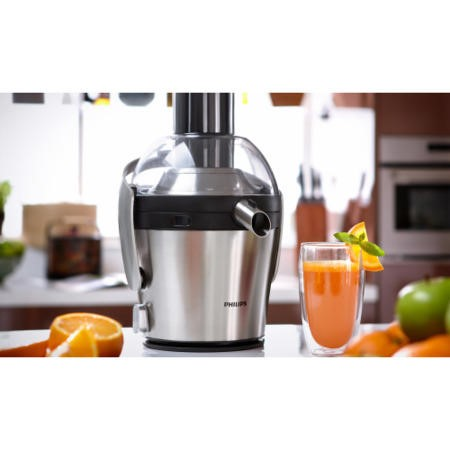 Philips HR1868/81 HR1871/00 Avance Collection XXL Juicer With 2.5 L Container - Silver