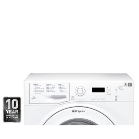 Hotpoint WMAQF721P Aquarius 7kg 1200rpm Freestanding Washing Machine-White