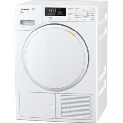 Miele TMB540WP 8kg Freestanding Heat Pump Condenser Tumble Dryer White
