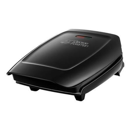 George Foreman 18850 Xs14 Compact 3 Portion Grill