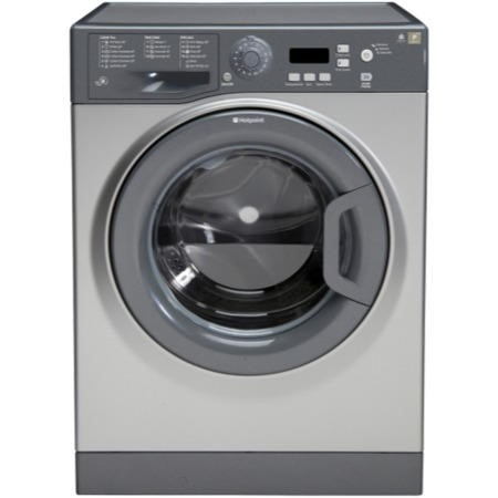 Hotpoint WMXTF942G Extra 9kg 1400 Spin Washing Machine - Graphite