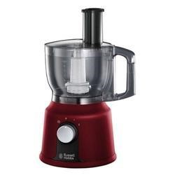 Russell Hobbs 19006 Rosso Food Processor 600W