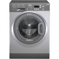 Hotpoint WMAQF721G Freestanding Aquarius 7kg 1200 Spin Washing Machine - Graphite