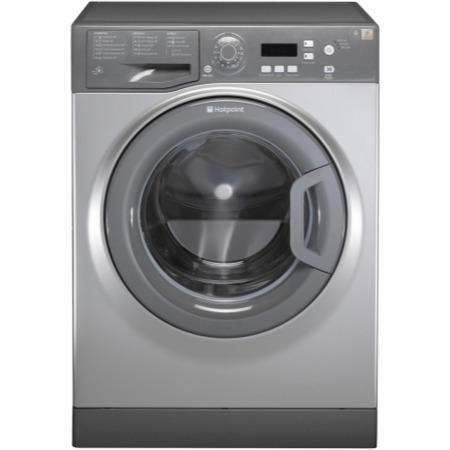 Hotpoint WMAQF721G Freestanding Aquarius 7kg 1200rpm A+ Spin Washing Machine - Graphite